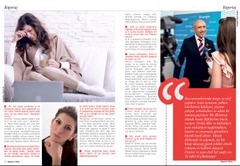 Damla Hekimoglu Magazinci Magazine 4